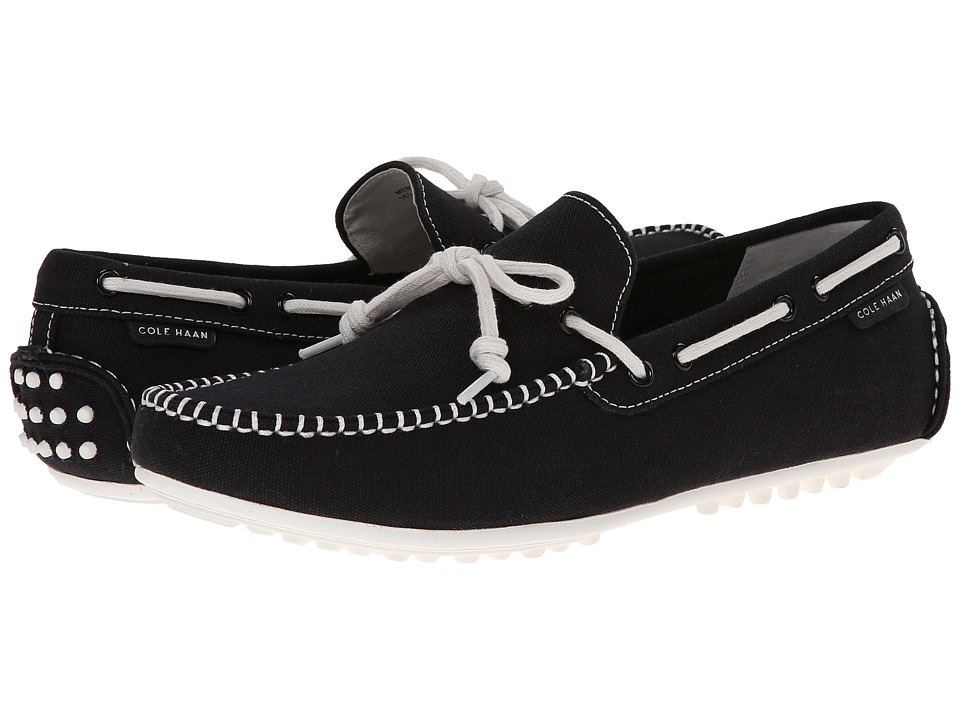 Cole Haan - Grant Escape (Black Fabric) Men