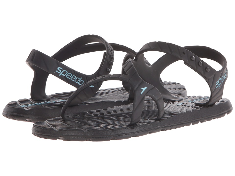 Speedo - Exsqueeze Me Inflow (Black/Black) Women's Sandals