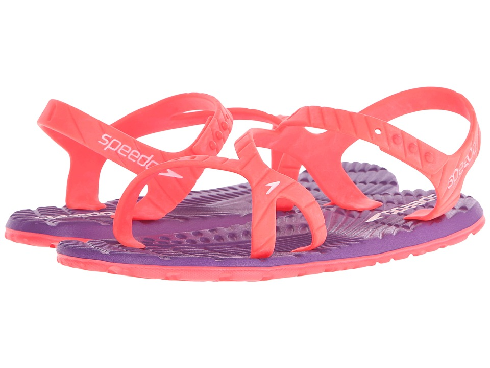 Speedo - Exsqueeze Me Inflow (Purple/Pink) Women's Sandals