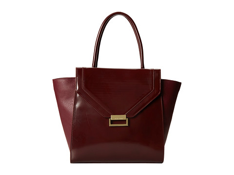 Ivanka Trump - Sophia Shopper (Wine) Tote Handbags