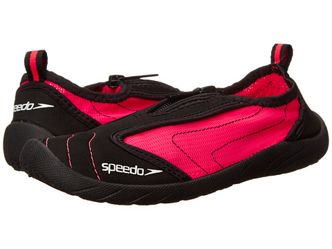 Speedo - Zipwalker 3.0 (Black/Hot Pink) Women's Shoes