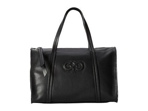 Cole Haan Camlin Satchel (Black) Satchel Handbags