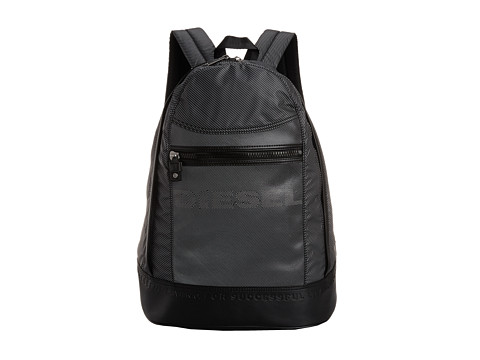 Diesel - Illusion On The Road New Ride (Dark Grey Optical) Backpack Bags