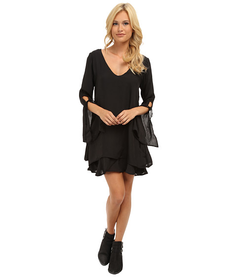 Lucy Love - Aquarius Dress (Black 2) Women