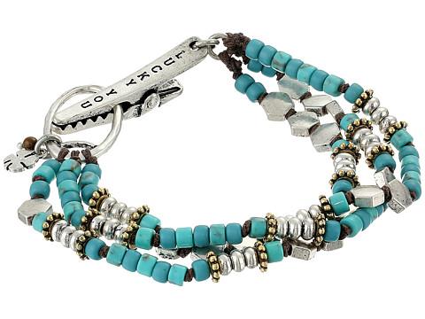 Lucky Brand - Triple Strand Bracelet (Ttone) Bracelet