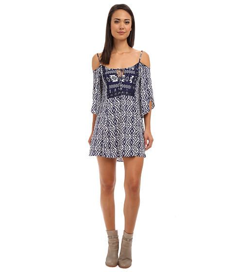 Lucy Love - Kensie Tunic (Silverlake) Women's Dress