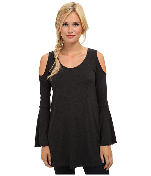 Lucy Love - Carlyle Tunic (Charcoal) Women