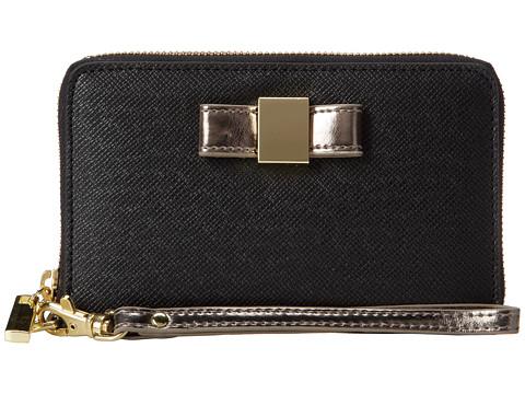 Ivanka Trump - Blair Smartphone Wristlet (Black 1) Wristlet Handbags