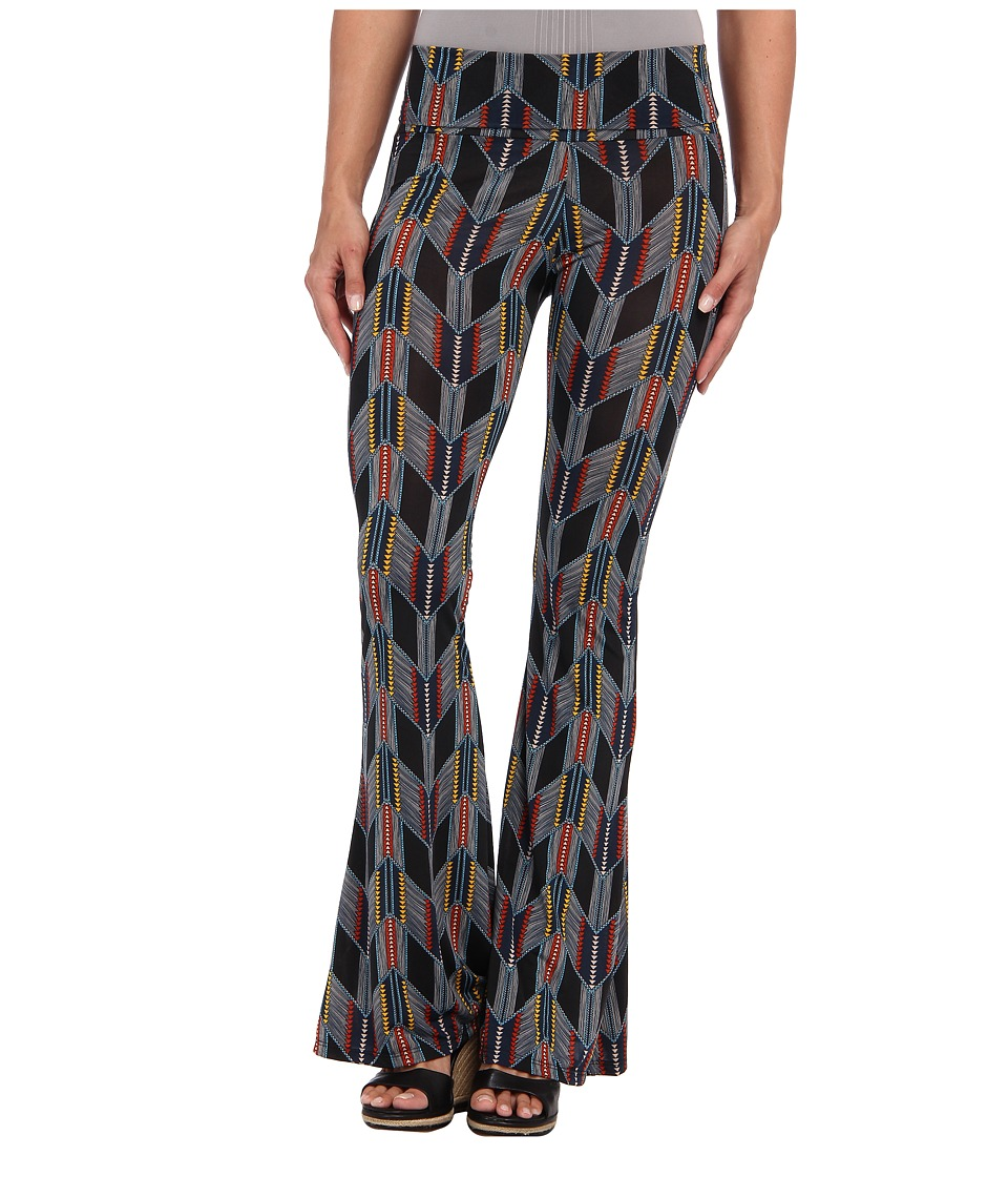 Lucy Love - Penny Lane Super Flare Pant (Penny Lane) Women's Casual Pants