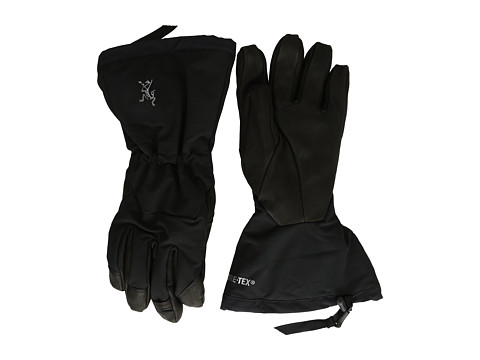 Arc'teryx - Zenta AR Glove (Black) Extreme Cold Weather Gloves
