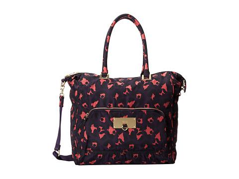 Diesel - Get Lukky Jadde (Mysterioso/Mineral Red/Black) Tote Handbags