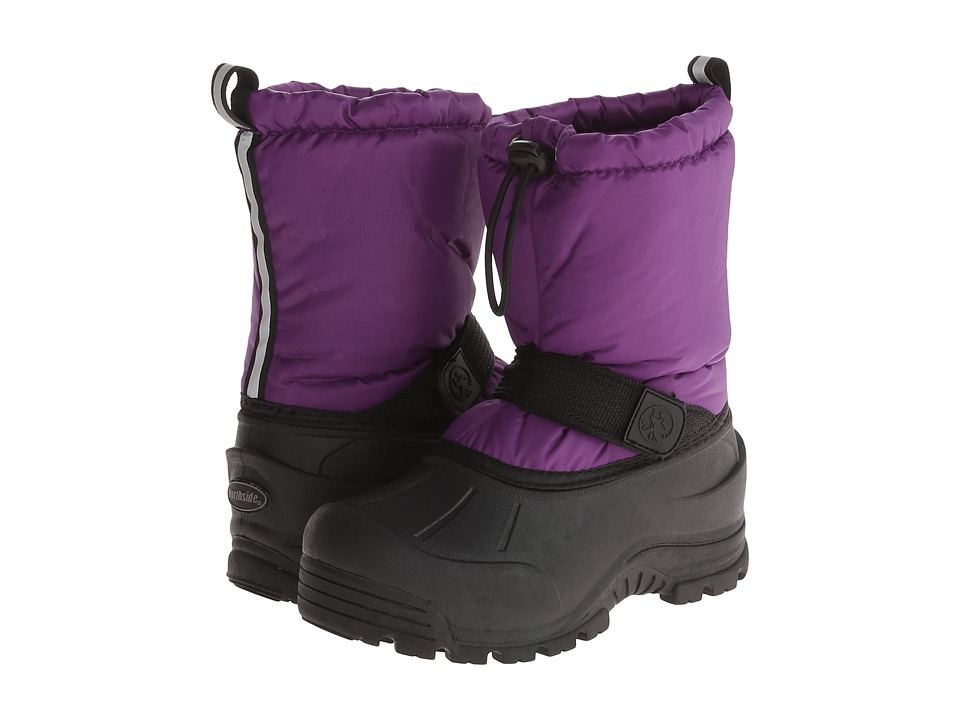 Northside Kids - Frosty (Little Kid/Big Kid) (Bright Purple) Girl's Shoes