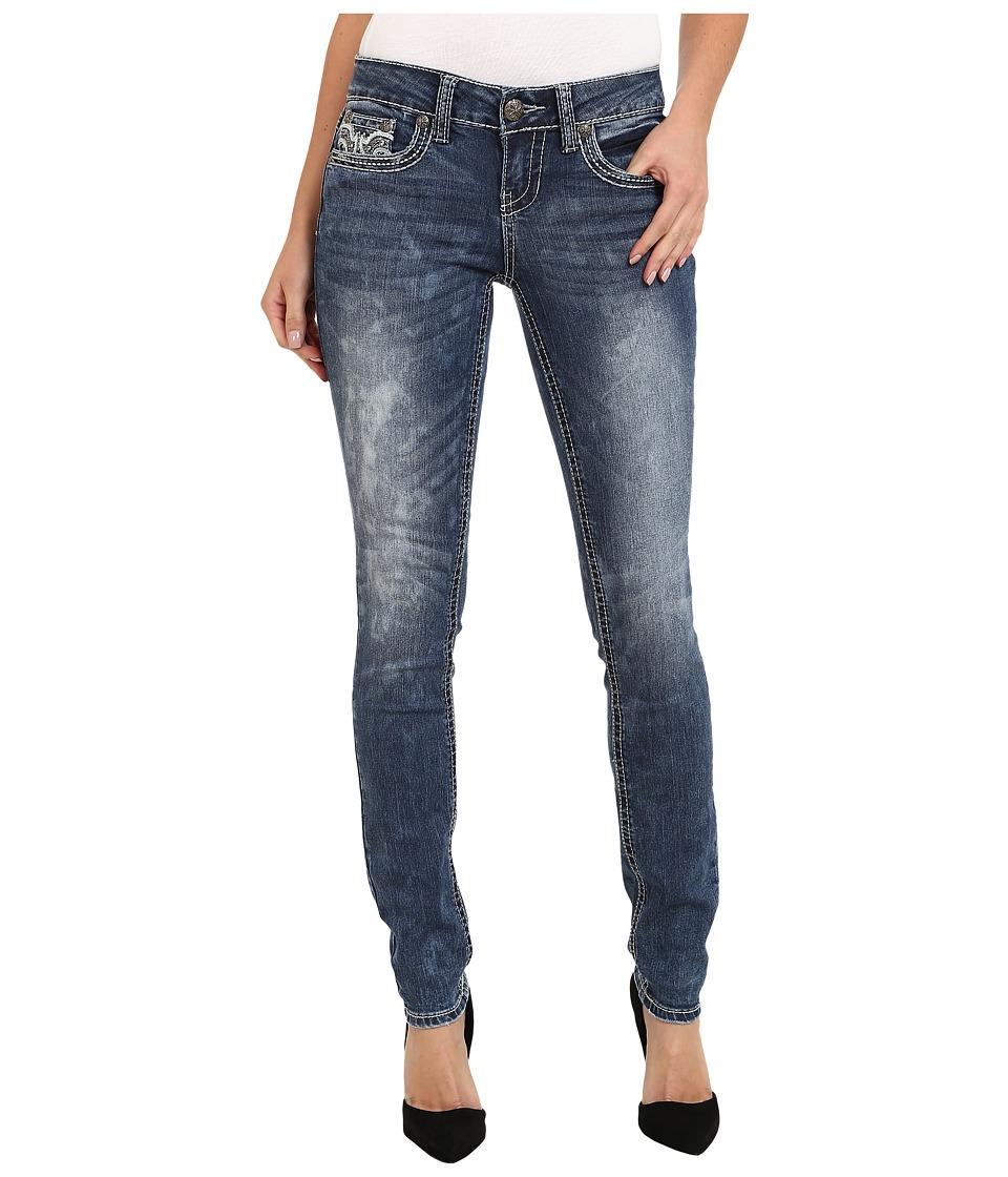 Request - Skinny Jeans in Farris (Farris) Women's Jeans