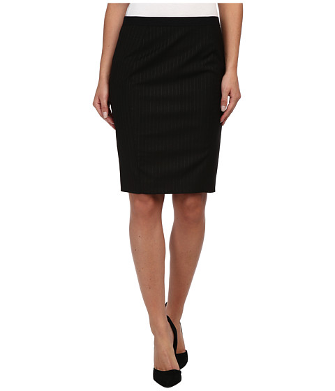T Tahari - Rune Skirt (Black) Women's Skirt