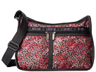 LeSportsac Deluxe Everyday Bag (Lavender Fields)
