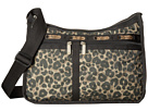 LeSportsac Deluxe Everyday Bag (Army Cheetah)