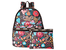 LeSportsac Basic Backpack (Garden Tale)