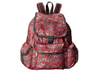 LeSportsac Voyager Backpack (Lavender Fields)