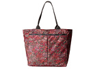 LeSportsac Everygirl Tote (Lavender Fields)
