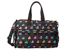LeSportsac Baby Travel Bag (Wild At Heart)
