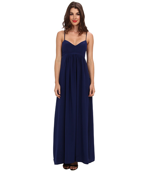 Amanda Uprichard - Gown (Navy) Women's Dress