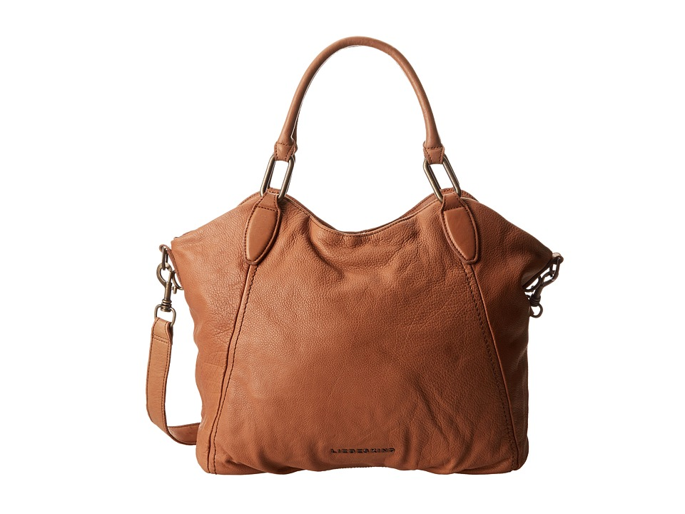 Liebeskind - Vintage Paulette (Cognac) Handbags