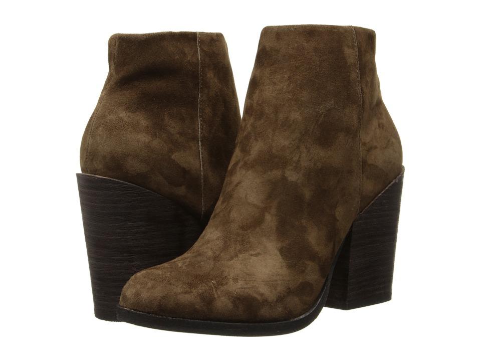 DV by Dolce Vita - Marlyn (Khaki Suede) Women's Dress Boots