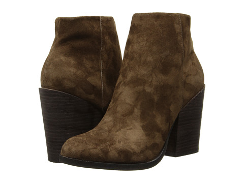 DV by Dolce Vita - Marlyn (Khaki Suede) Women's Dress Boots