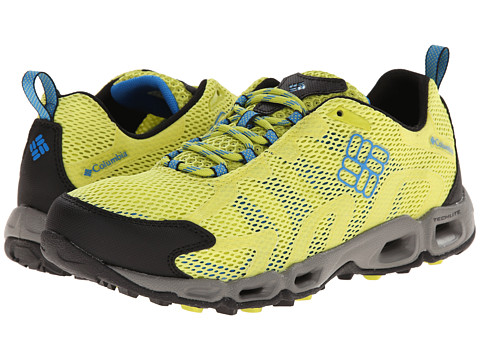 Columbia - Ventastic (Chartreuse/Hyper Blue) Men