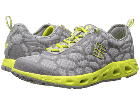 Columbia - Megavent (Columbia Grey/Chartreuse) Men