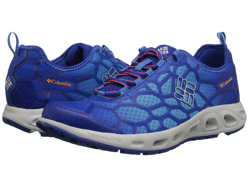 Columbia - Megavent (Azul/Blaze) Men's Shoes