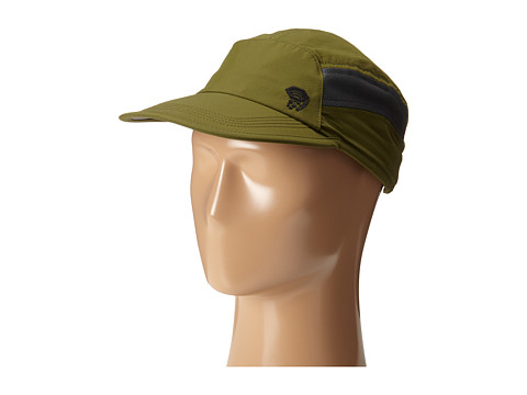 Mountain Hardwear - Canyon Sun Hiker Hat (Utility Green) Caps