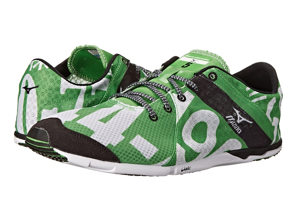 Mizuno - Wave Universe 5 (Classic Green/White/Black) Men