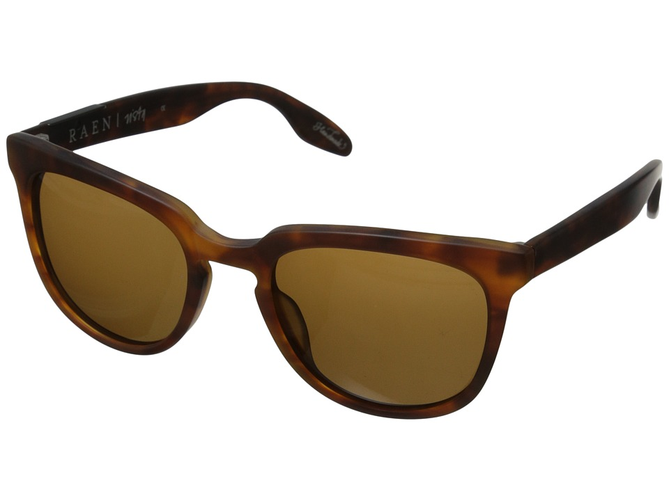 RAEN Optics - Vista (Matte Rootbeer) Fashion Sunglasses