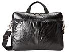 LeSportsac 13 Inch Laptop Bag (Leatherette Snake)