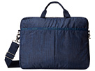 LeSportsac 13 Inch Laptop Bag (Downtown Denim)