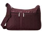 LeSportsac Deluxe Everyday Bag (Marsala Entwine)