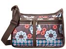 LeSportsac Deluxe Everyday Bag (Folk Flora)