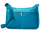 LeSportsac Deluxe Everyday Bag (Turquoise)