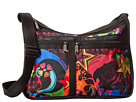 LeSportsac Deluxe Everyday Bag (Frenzy)