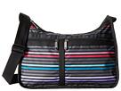 LeSportsac Deluxe Everyday Bag (Lestripe Black)