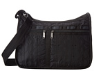 LeSportsac Deluxe Everyday Bag (Black Entwine)