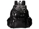 LeSportsac Voyager Backpack (Leatherette Snake)