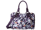LeSportsac Sig Small Satchel (Waterlily Floral)