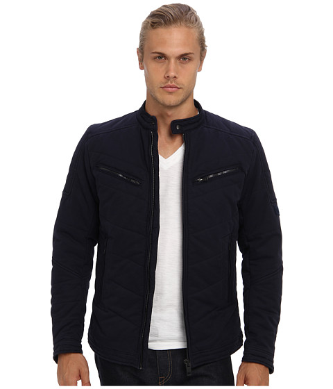 Diesel - Jurvilo Jacket (Midnight/Blue) Men