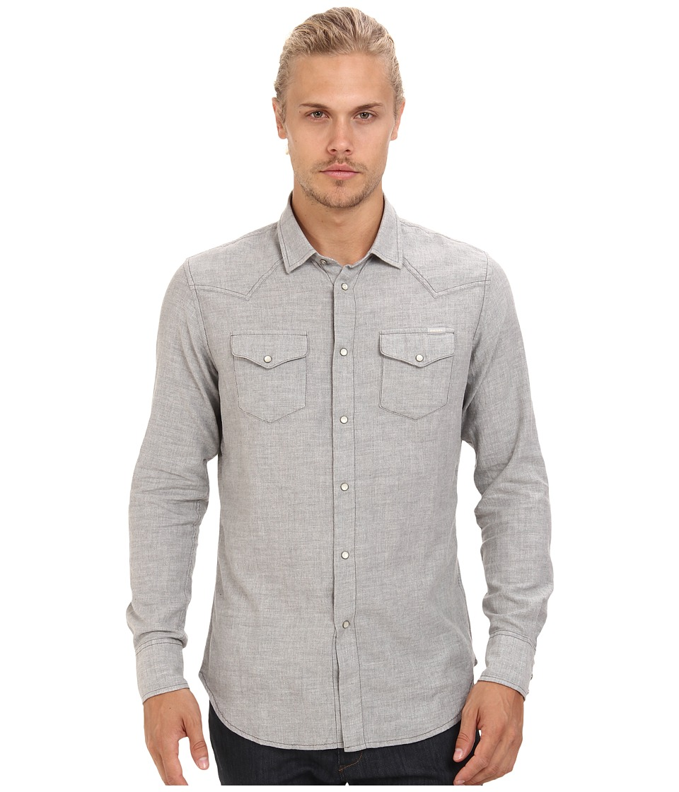 Diesel - S-Trial Shirt (Grey) Men