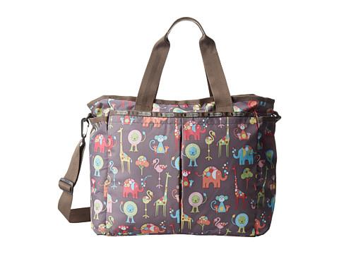 LeSportsac - Ryan Baby Bag (Zoo Buddies) Diaper Bags