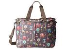 LeSportsac Ryan Baby Bag (Zoo Buddies)