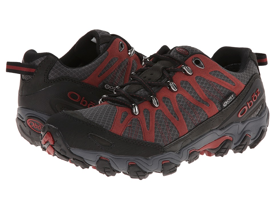Oboz - Traverse Low BDRY (Russet) Men's Shoes