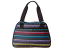 LeSportsac Taylor Laptop Bag (Lestripe Black)